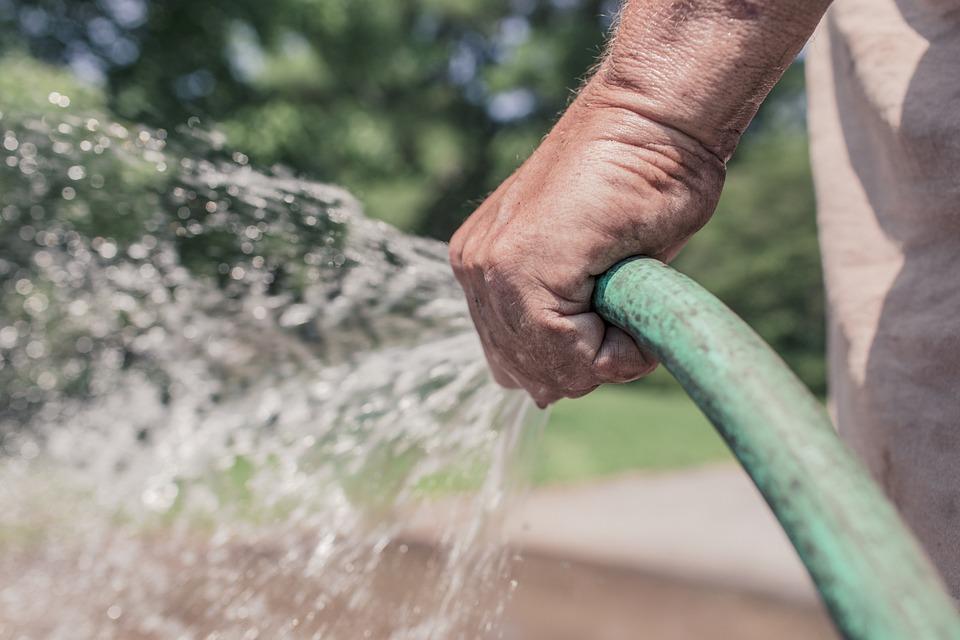 Wasserpumpen Test
